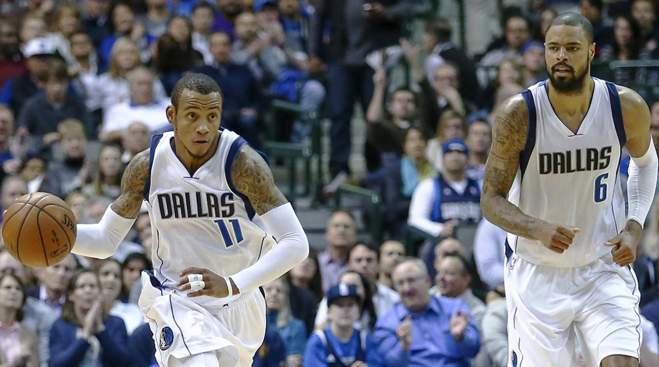 Mavs' Chandler, Ellis injured in loss to Clippers