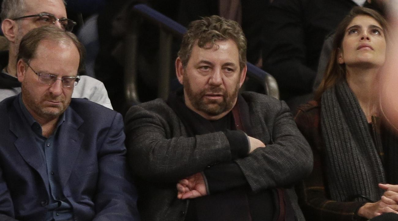 Knicks fans want Dolan to sell, create website
