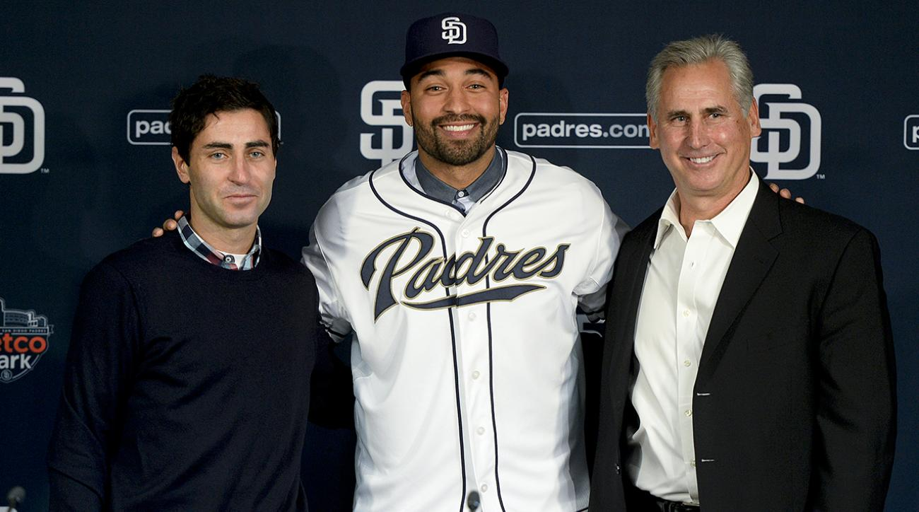 Do big free agency splashes make Padres a contender? IMG