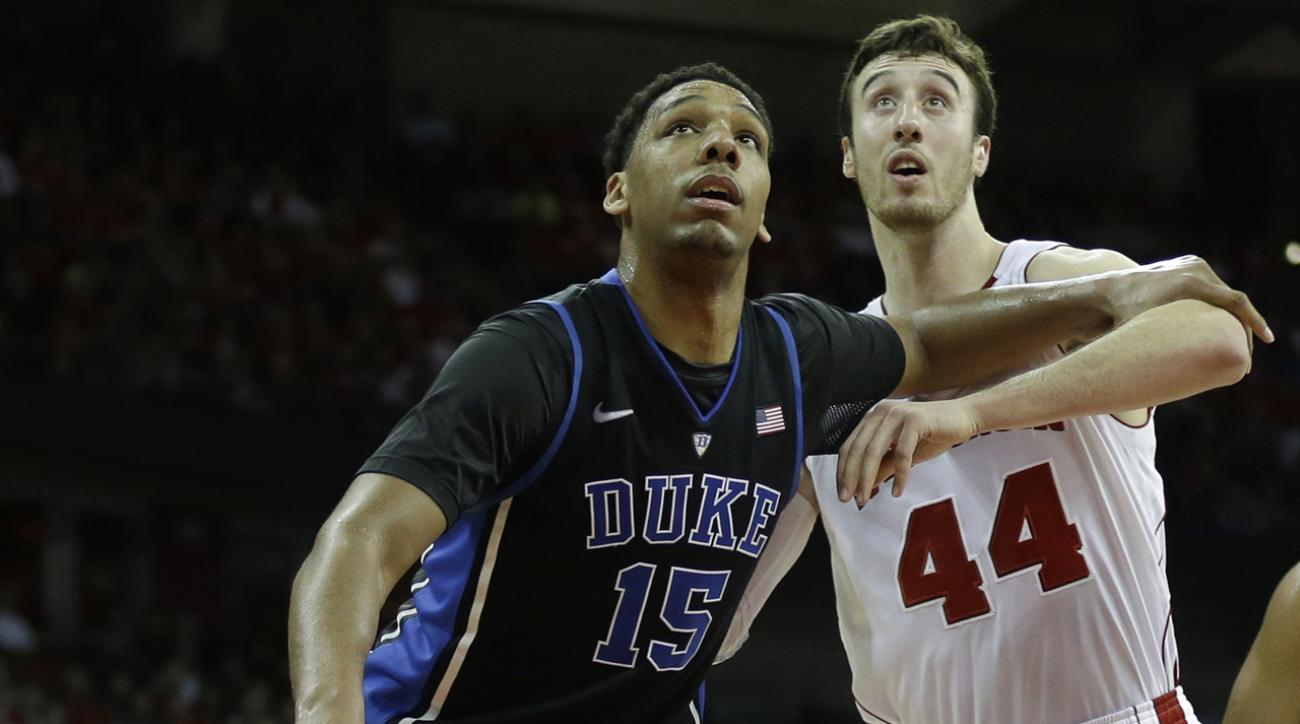 Seth Davis: Choosing between Okafor and Kaminsky IMG