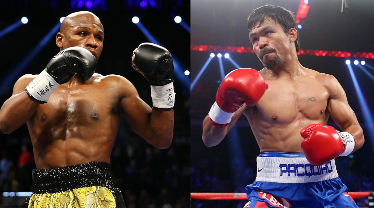 Boomer: Pacquiao-Mayweather trancends what boxing is about IMG