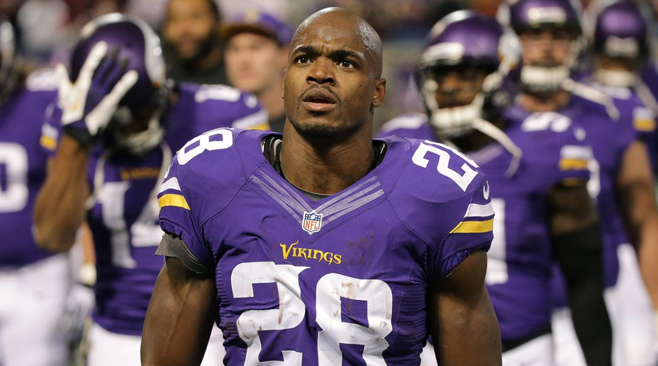 Boomer: I expect Peterson to move on from Vikings IMG
