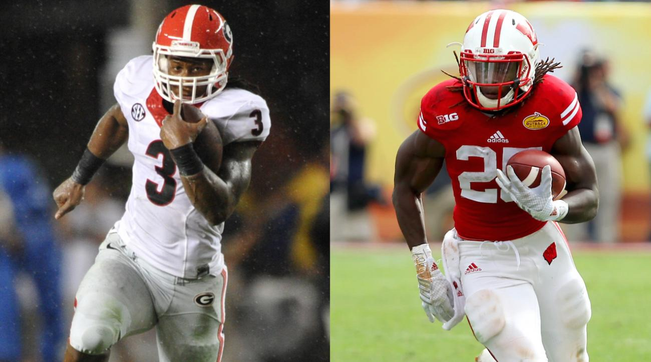 Boomer: There will be two RB's selected in first round IMG