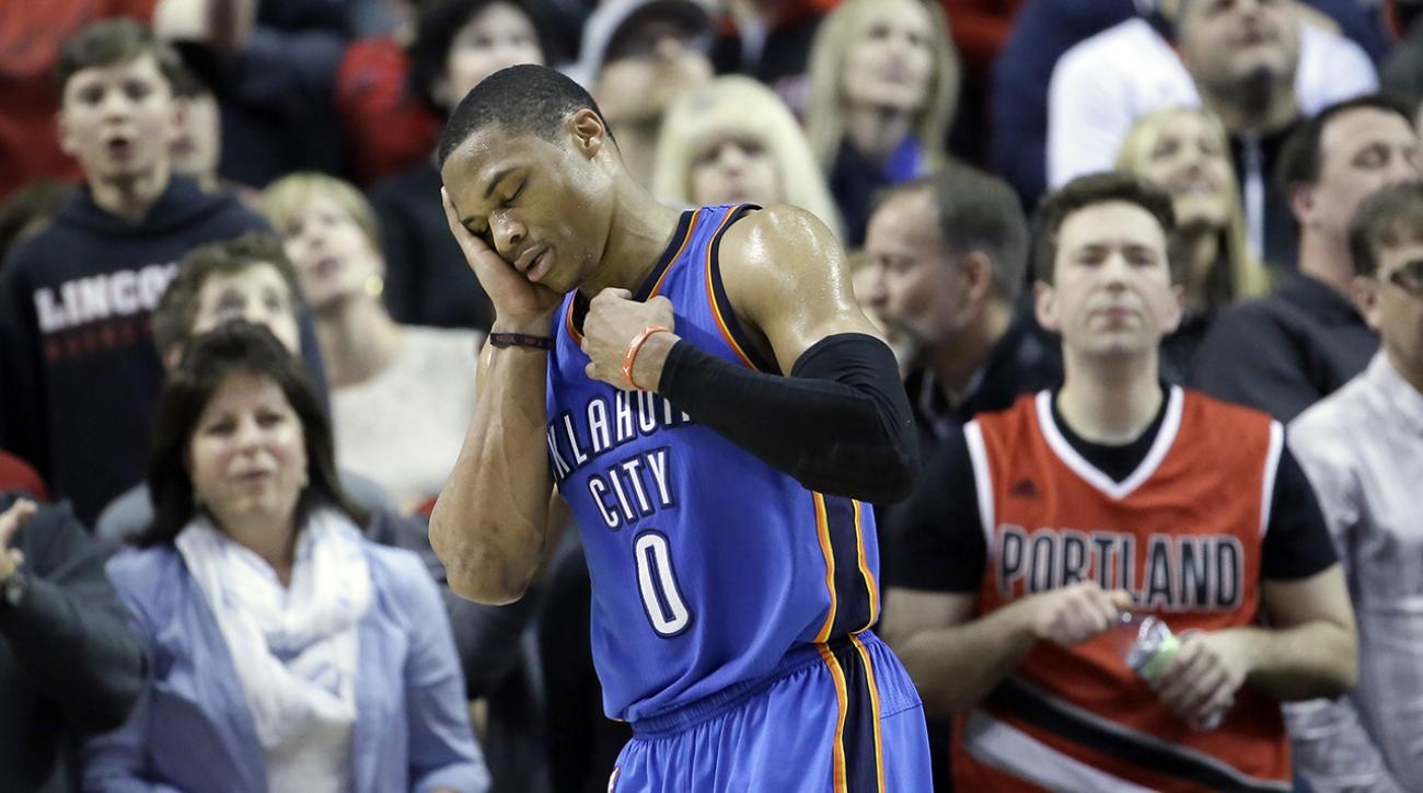 Thunder G Russell Westbrook expected to return Wednesday