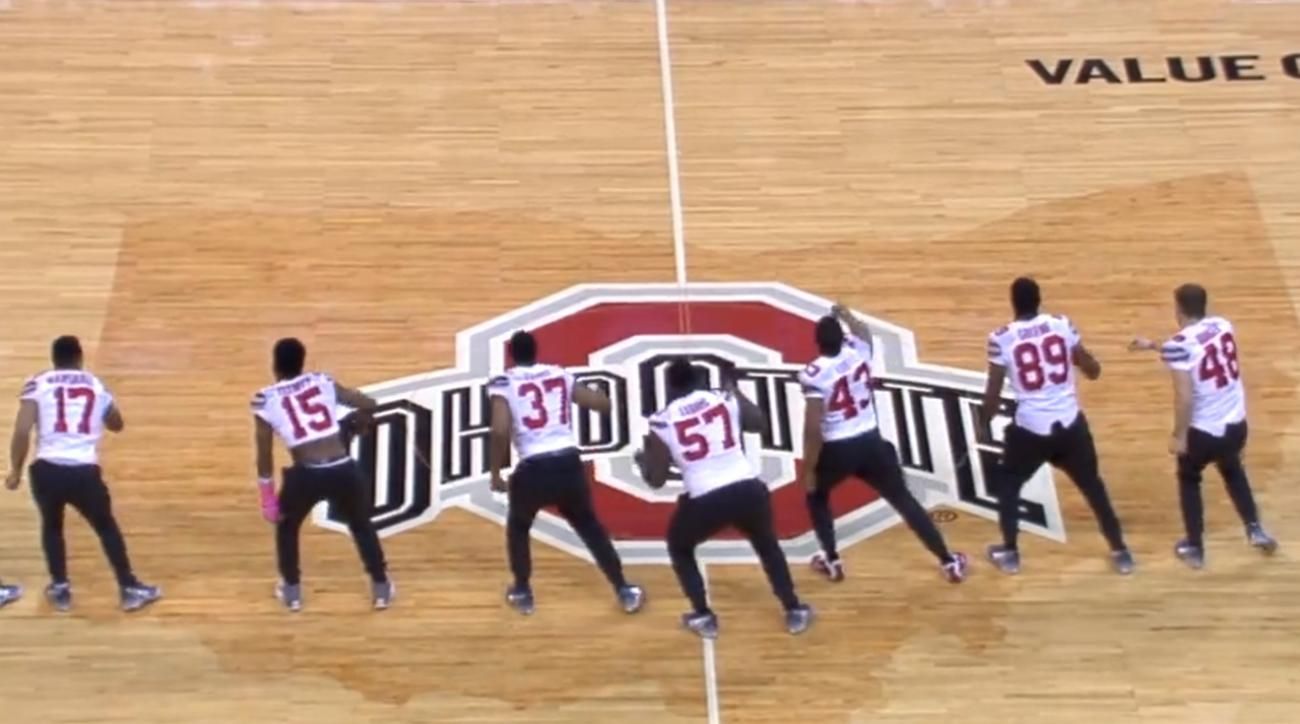 Ohio State football players show off dance moves | SI.com