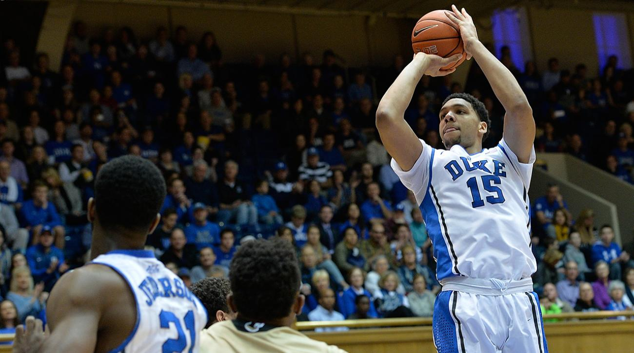 Can anyone challenge Jahlil Okafor for No. 1 spot? IMG