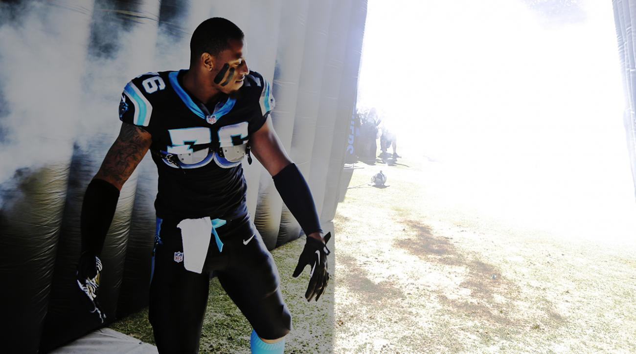Report: Former Panthers DE Greg Hardy visiting Cowboys and Seahawks