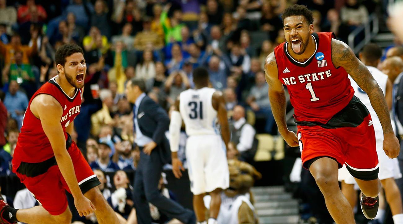 Resetting the NCAA Tournament: East region IMG