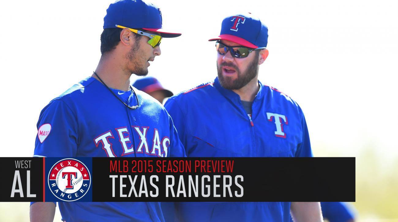 Verducci's Quick Pitch: 2015 Texas Rangers IMG