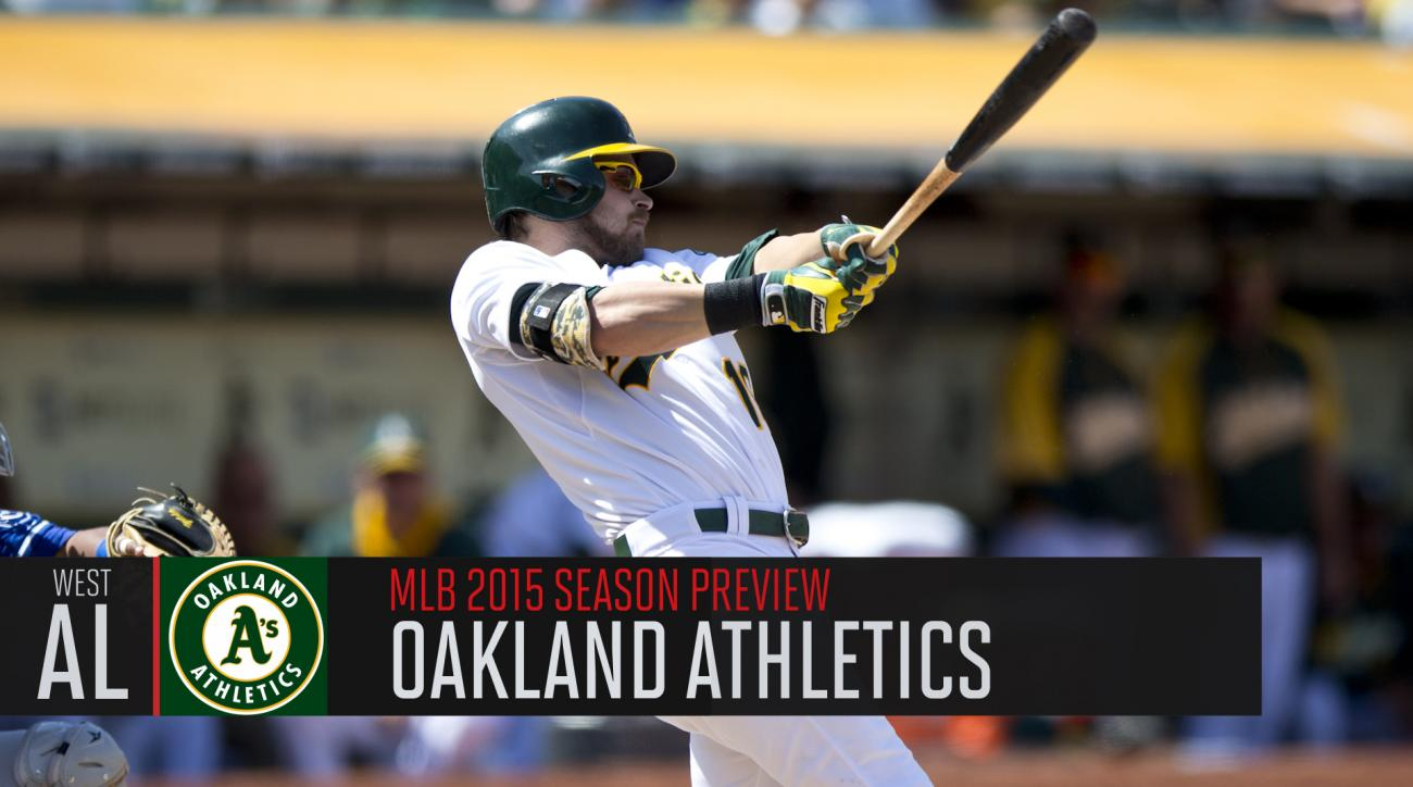 Verducci's Quick Pitch: 2015 Oakland A's IMG
