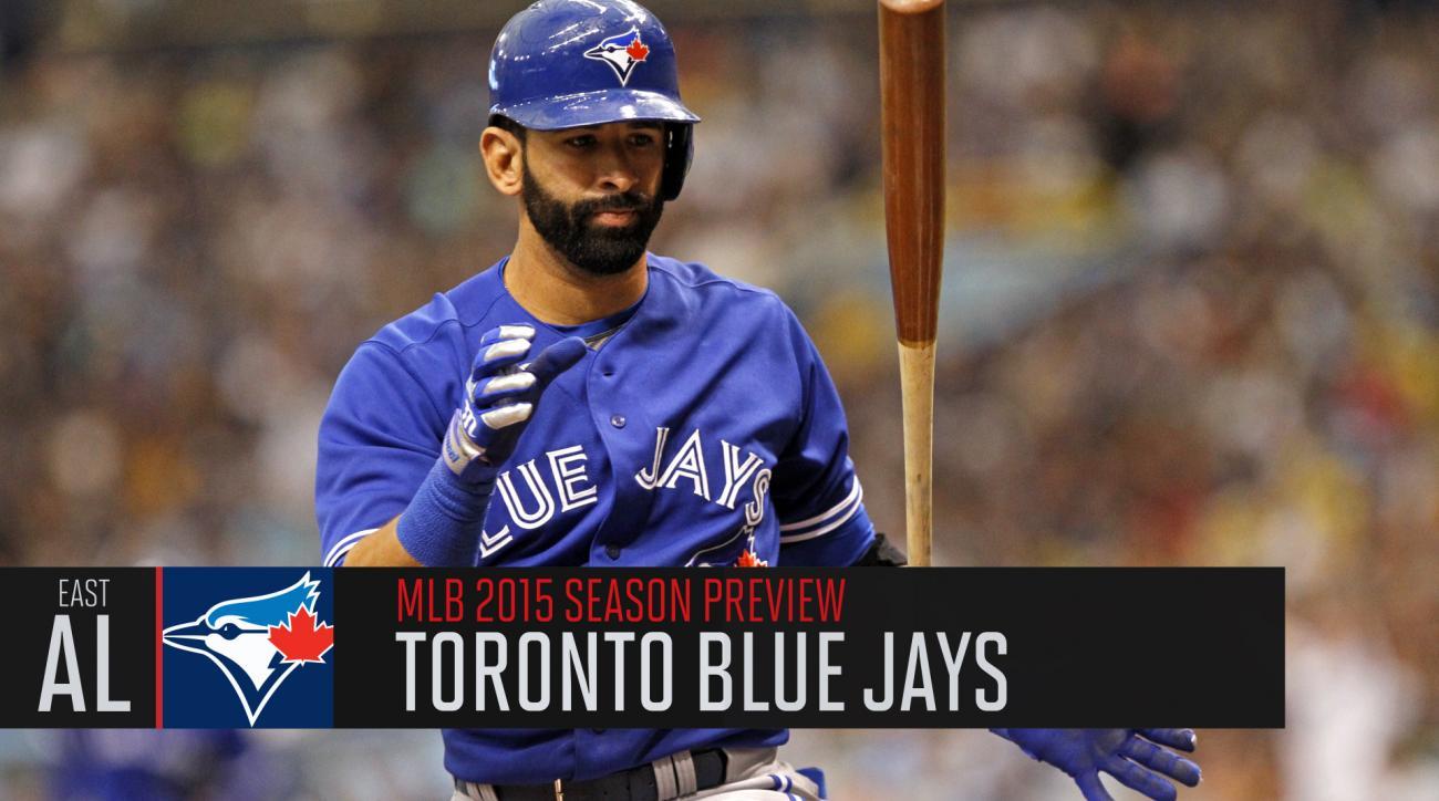 Verducci's Quick Pitch: 2015 Toronto Blue Jays IMG