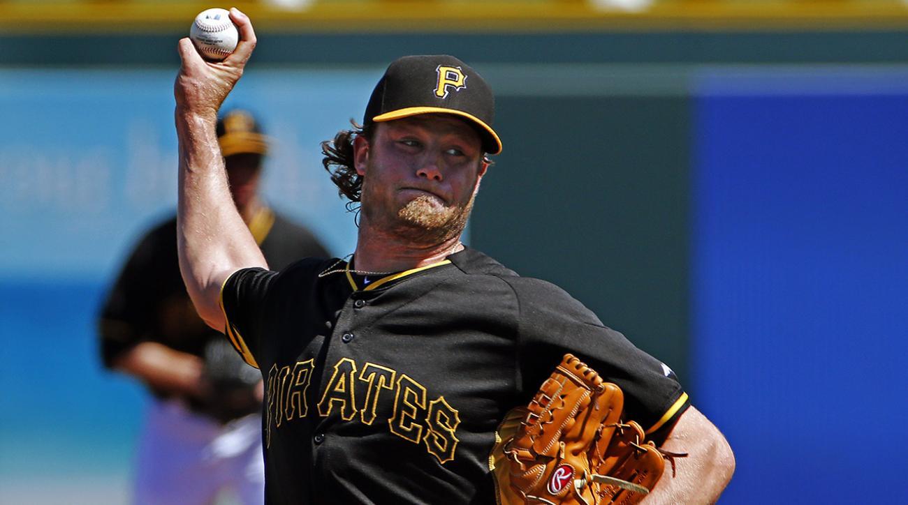 Rising Stars: Gerrit Cole, Pittsburgh Pirates IMG