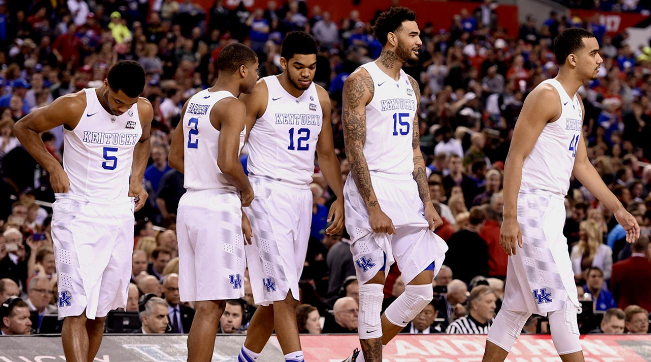 How the mighty Kentucky Wildcats fell IMG