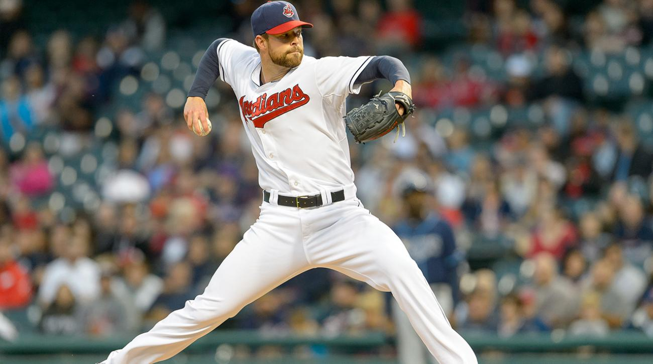 Report: Indians sign Corey Kluber and Carlos Carassco to extensions