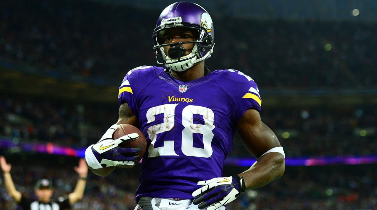 Report: Adrian Peterson to meet with NFL to discuss reinstatement