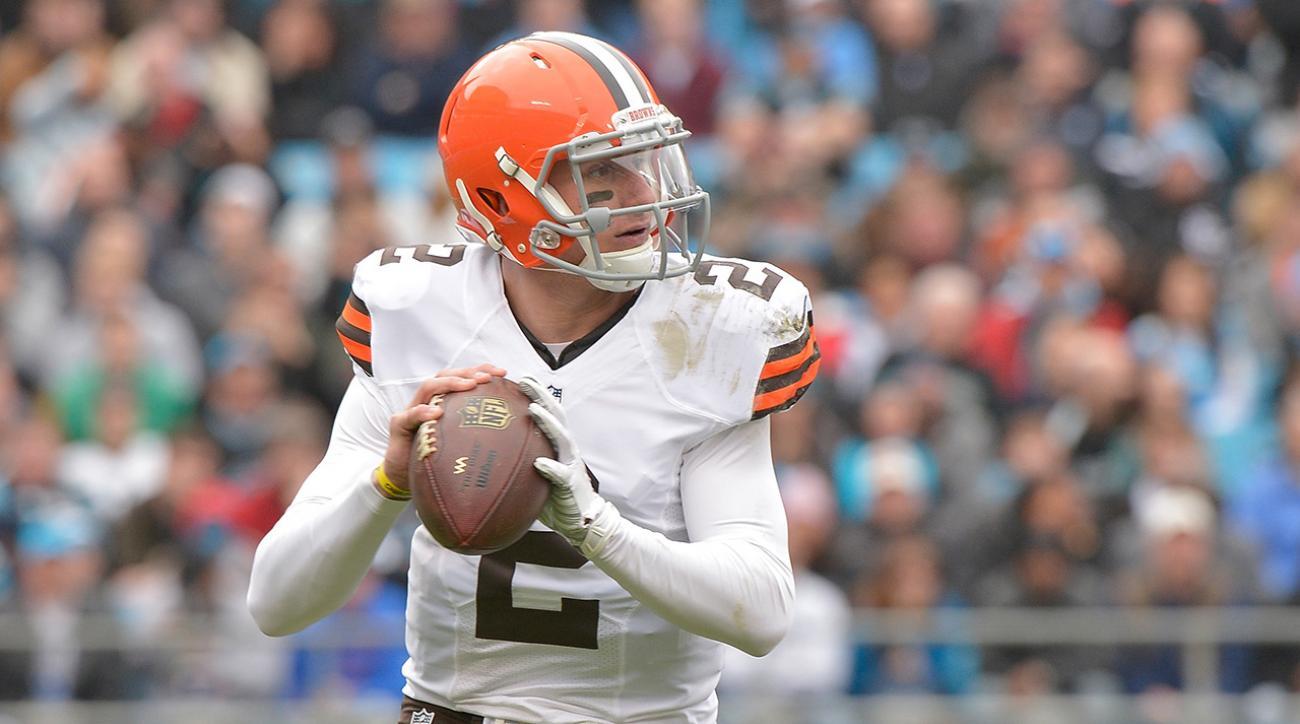 Browns OT Joe Thomas: Johnny Manziel 'lost trust' among teammates