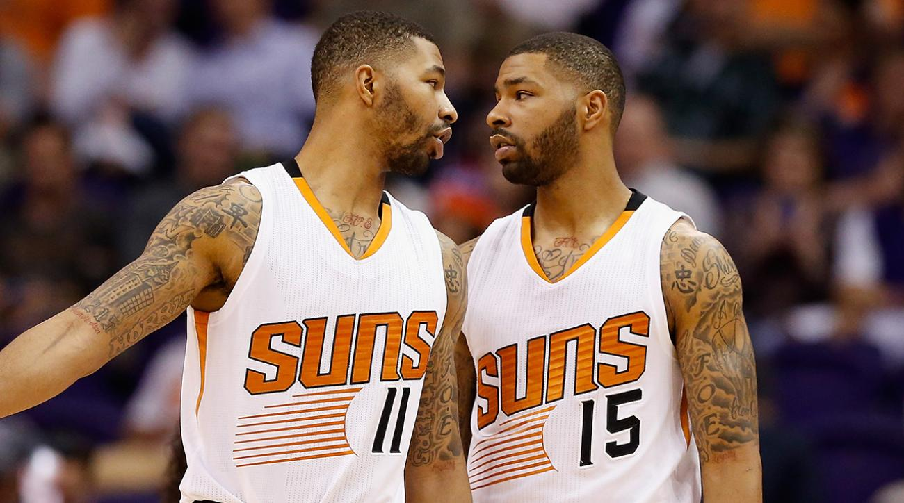 Suns' Markieff and Marcus Morris accused of assault