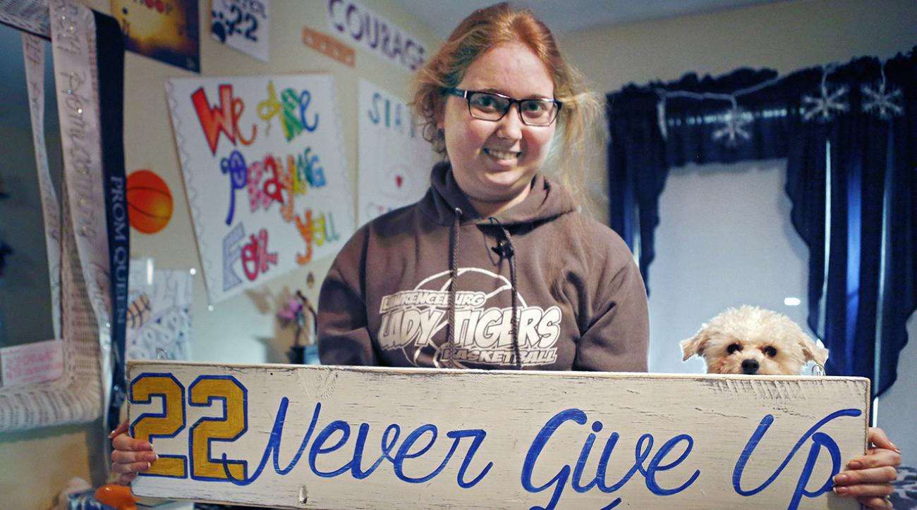 Lauren Hill dies after battle with brain cancer