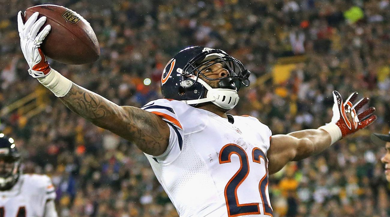 Bears RB Matt Forte downplays absence from voluntary workouts