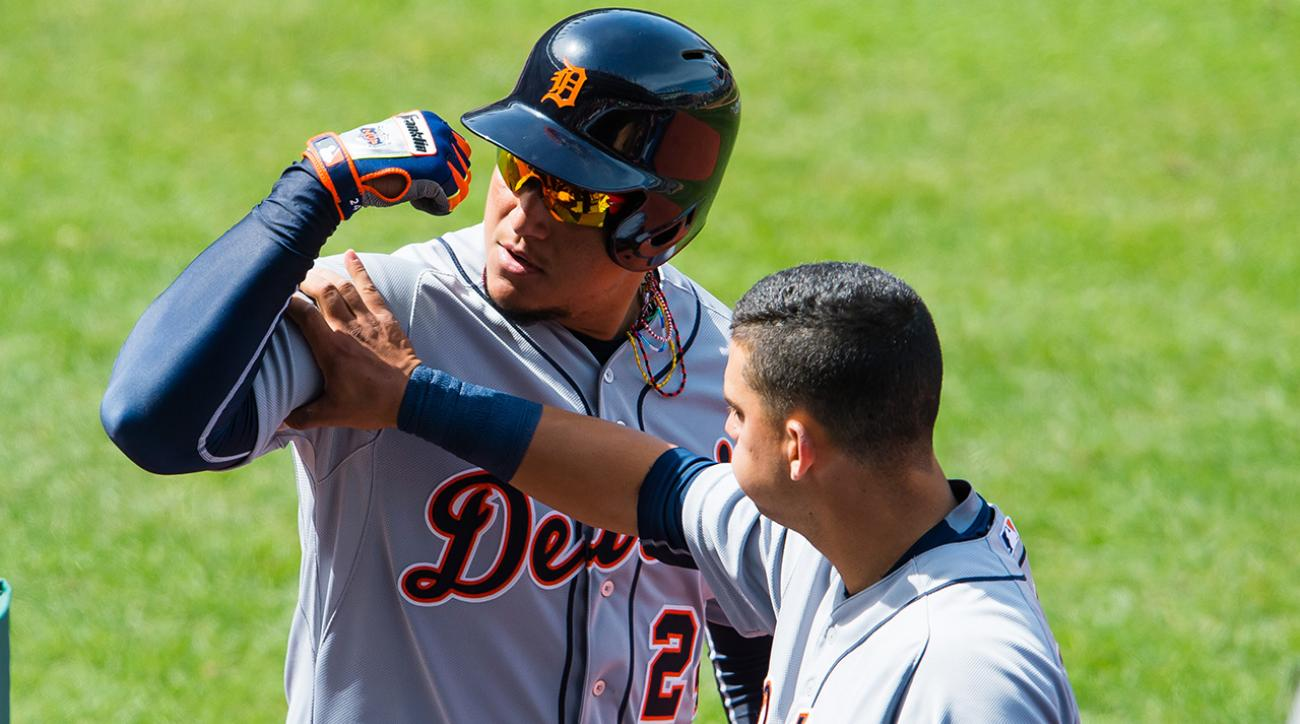 Detroit Tigers sit atop Week 1 MLB Power Rankings