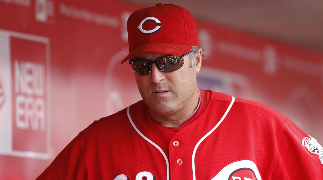 Listen: Reds manager drops 77 F-bombs in rant
