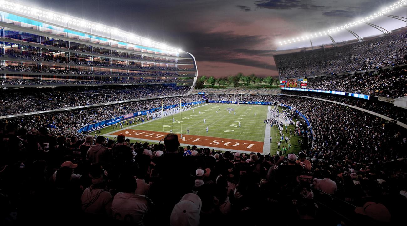Carson, CA approves $1.7 billion NFL stadium proposal