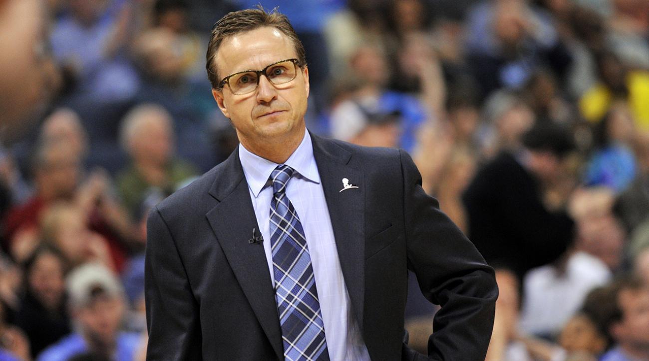 Oklahoma City Thunder fires coach Scott Brooks