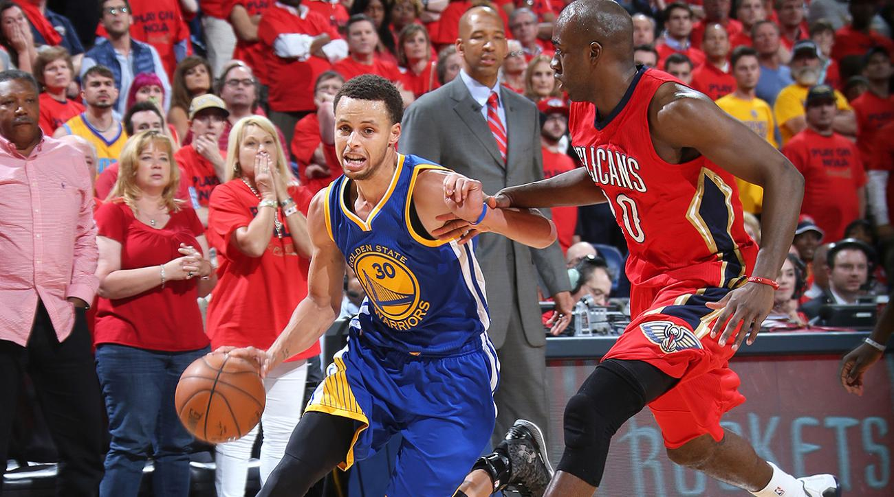 Stephen Curry's and Golden State Warriors' impressive NBA playoff performances