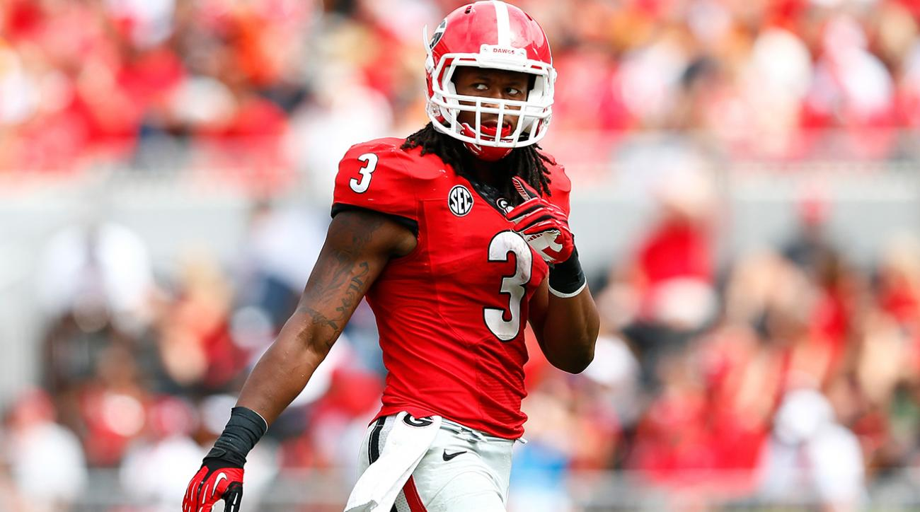 todd gurley nfl draft running back prospect, injuries