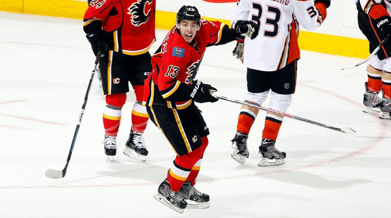 flames beat ducks in OT