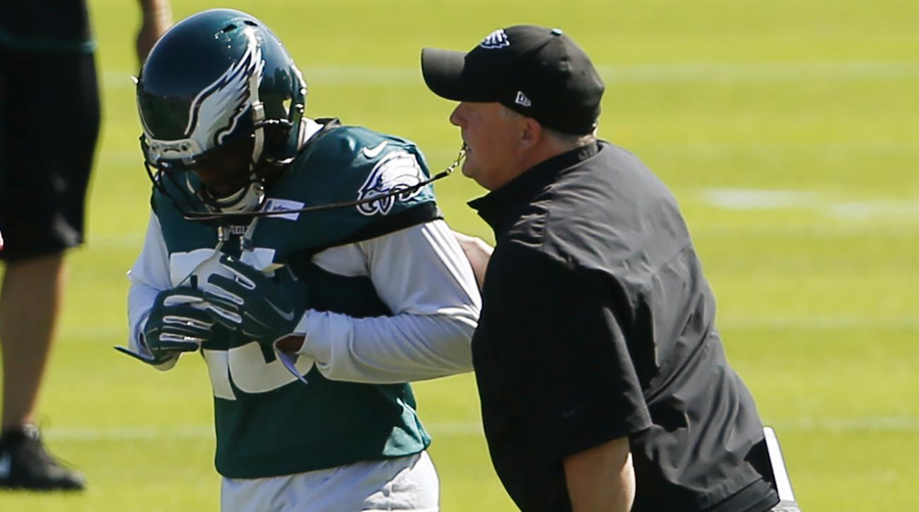 lesean mccoy on chip kelly