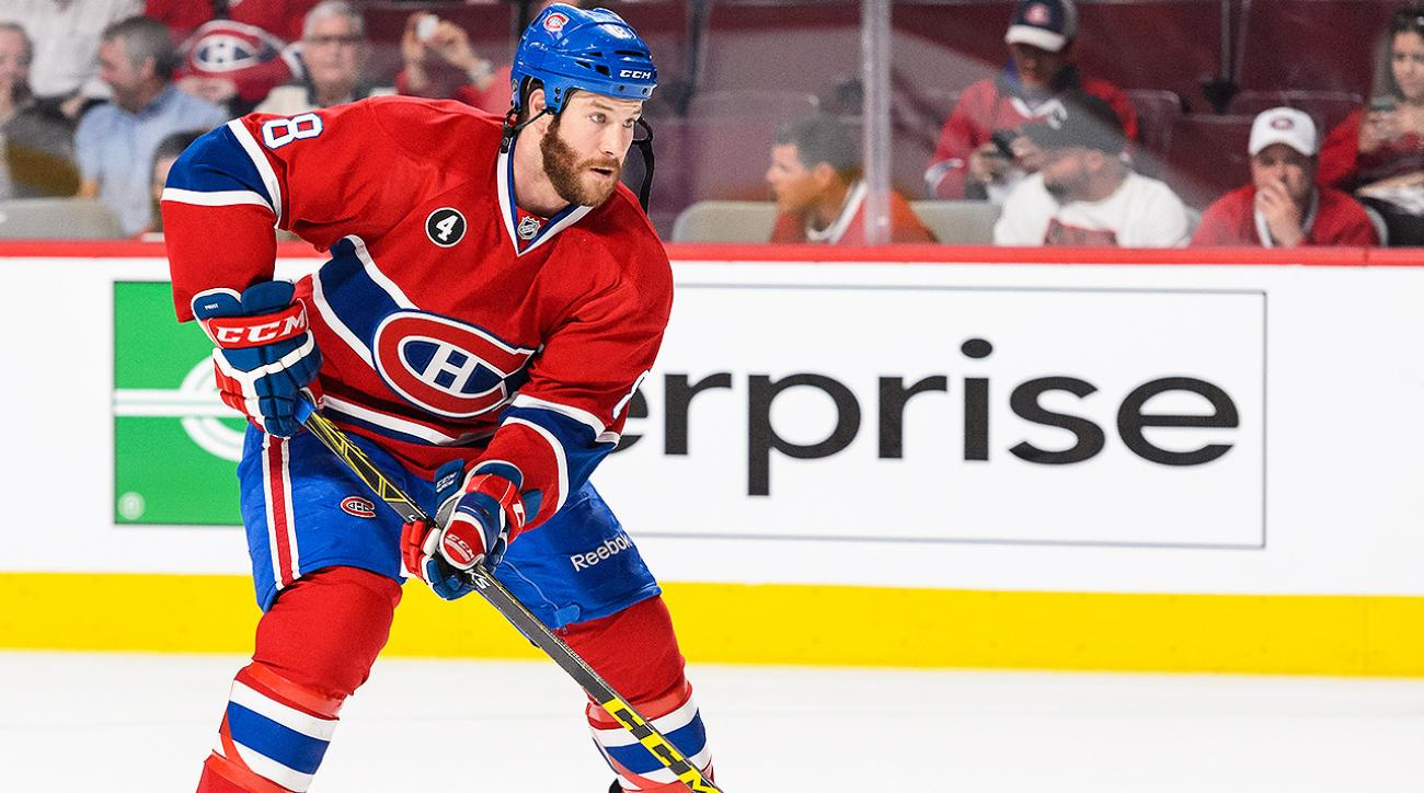 SI, si now, Former Rangers captain Ron Duguay, Montreal Canadiens left winger Brandon Prust, nhl playoffs, stanley cup