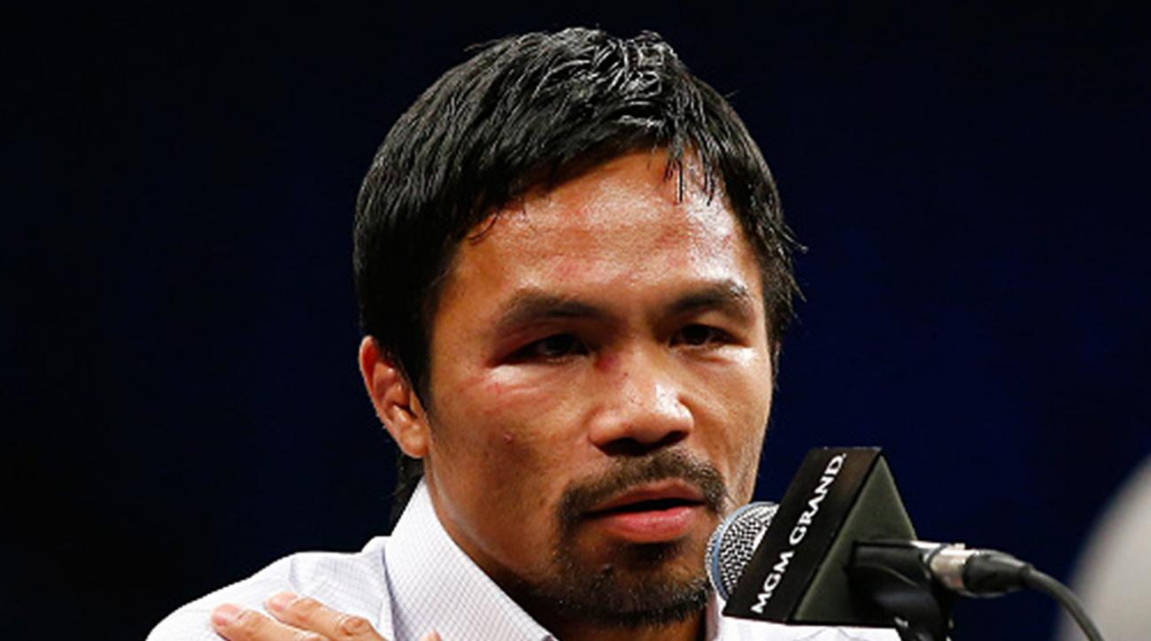 SI, si now, How long will Manny Pacquiao's recovery from shoulder surgery will take, Manny Pacquiao's shoulder injury, rotator cuff, boxing