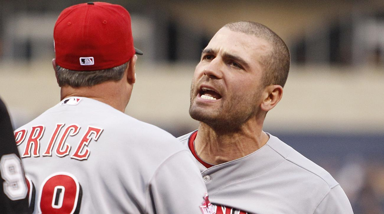 joey votto ejection