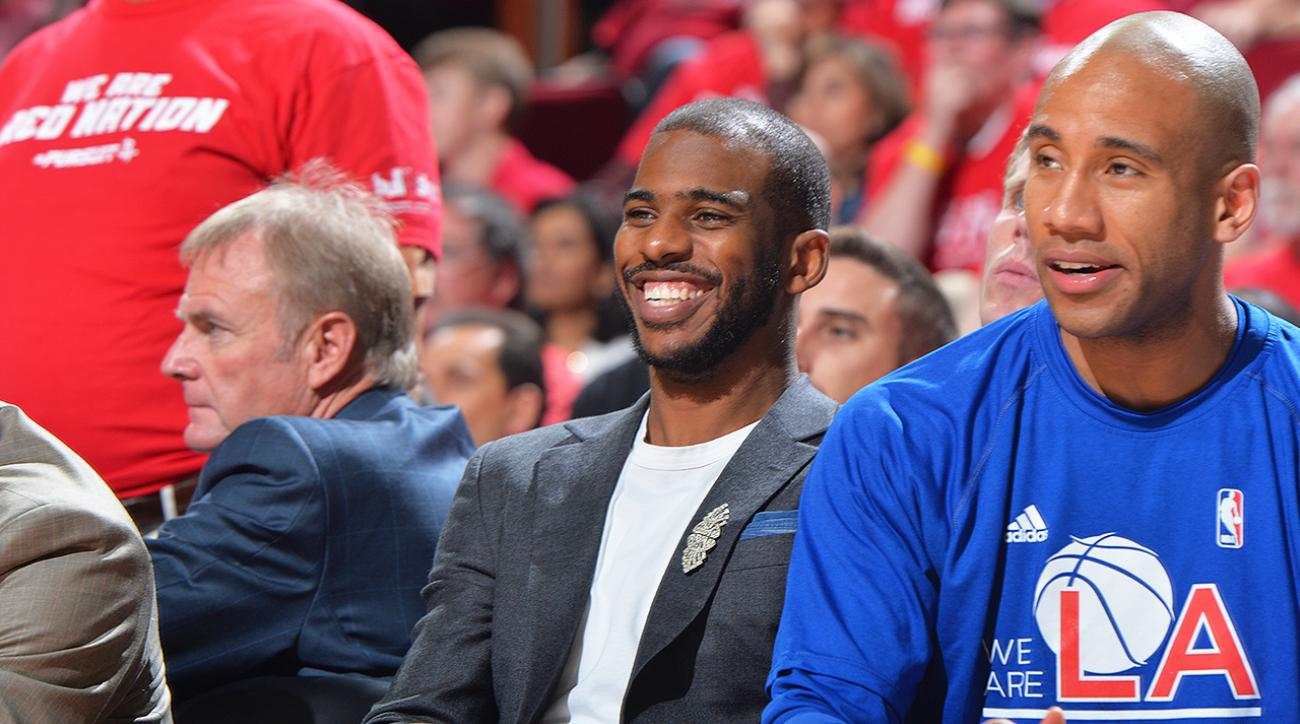 SI, si now, Chris Paul to return to the Los Angeles Clippers for Game 3, Los Angeles Clippers point guard Chris Paul, blake griffin