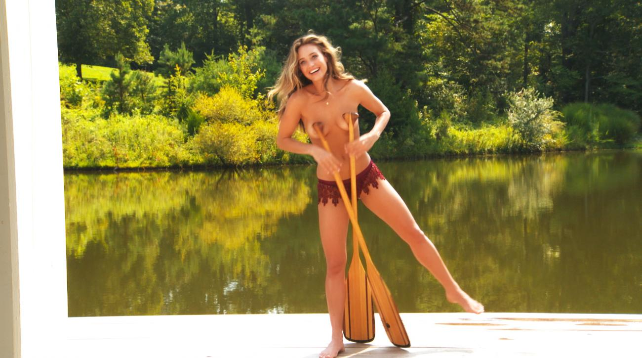 Sexy Hannah Davis outtakes (image)