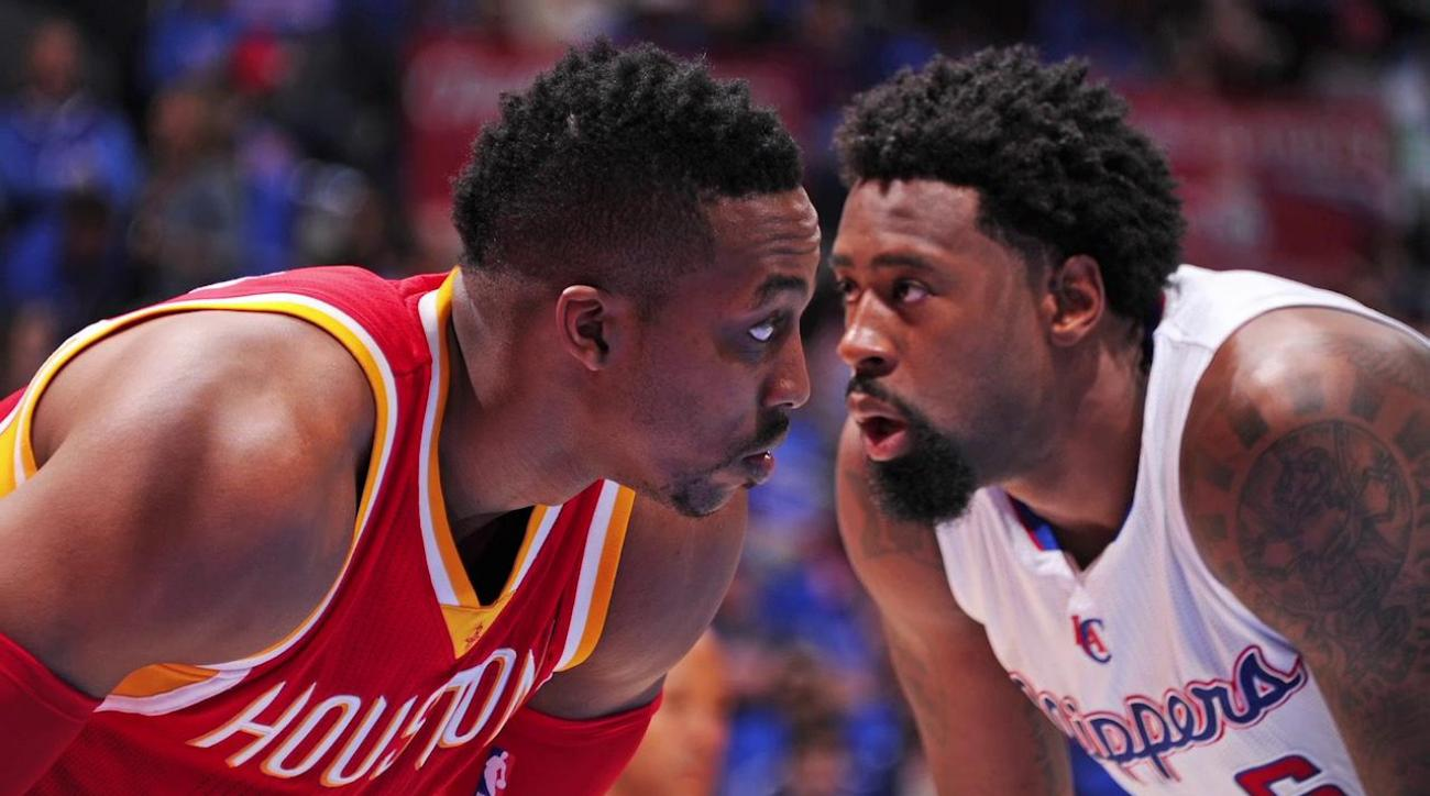 Clippers' DeAndre Jordan sets NBA record for most free throw attempts in a half IMAGE
