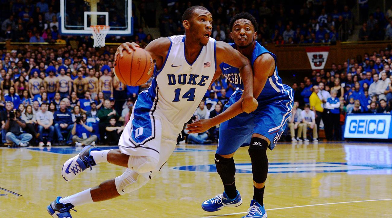 Former Duke guard Rasheed Sulaimon will transfer to Maryland IMAGE