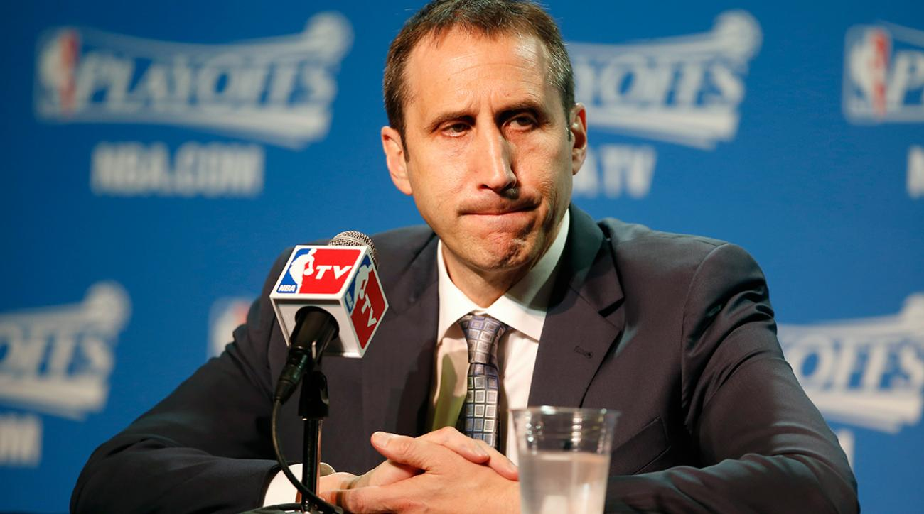 SI, si now, Will Game 4 blunder cost David Blatt his job next season, Cleveland Cavaliers head coach David Blatt, eastern conference semifinals, nba, Chicago Bulls vs. Cleveland Cavaliers