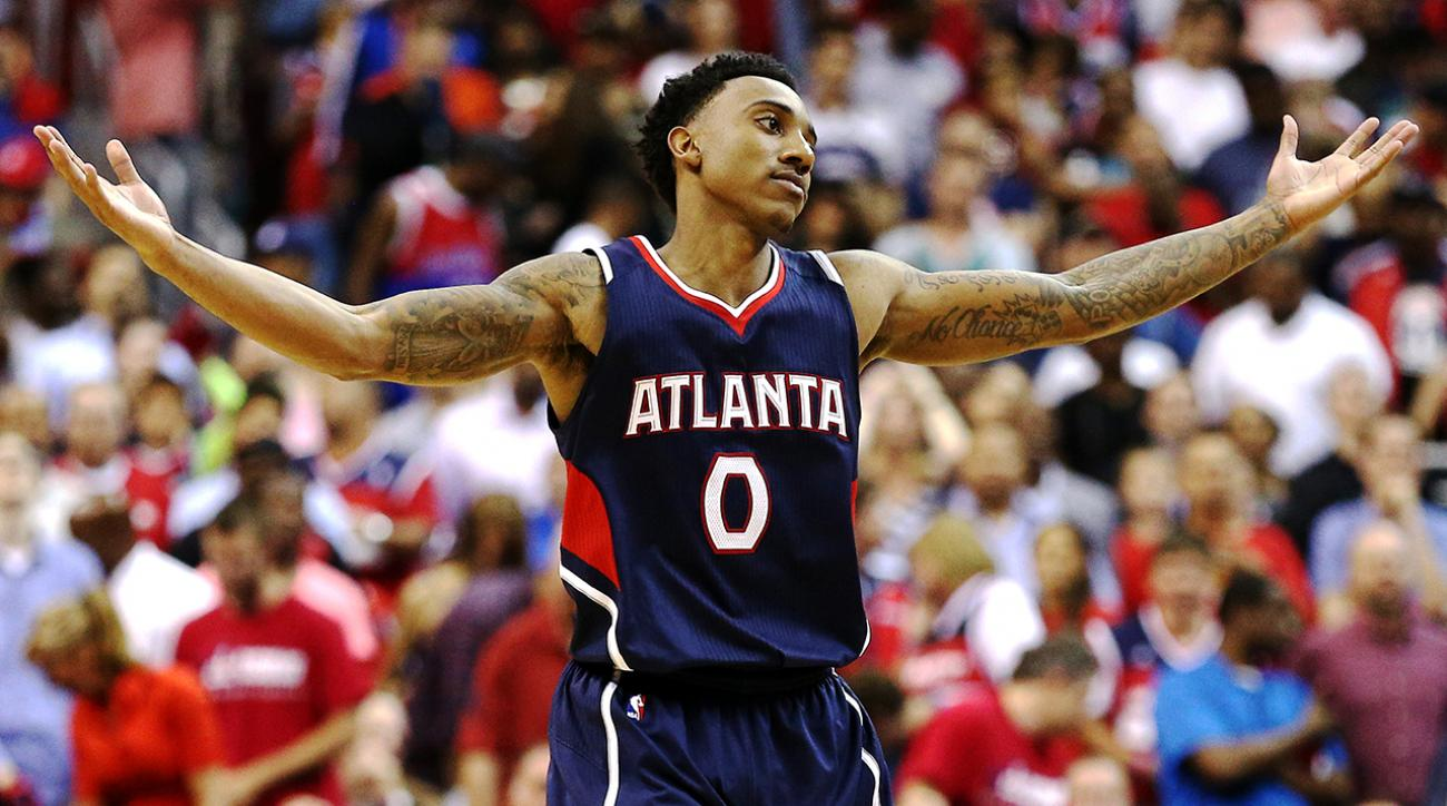 atlanta hawks beat washington wizards