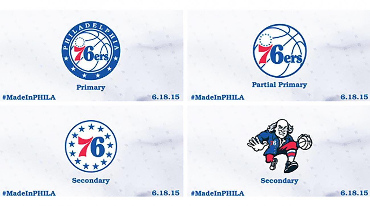 philadelphia 76ers new symbol