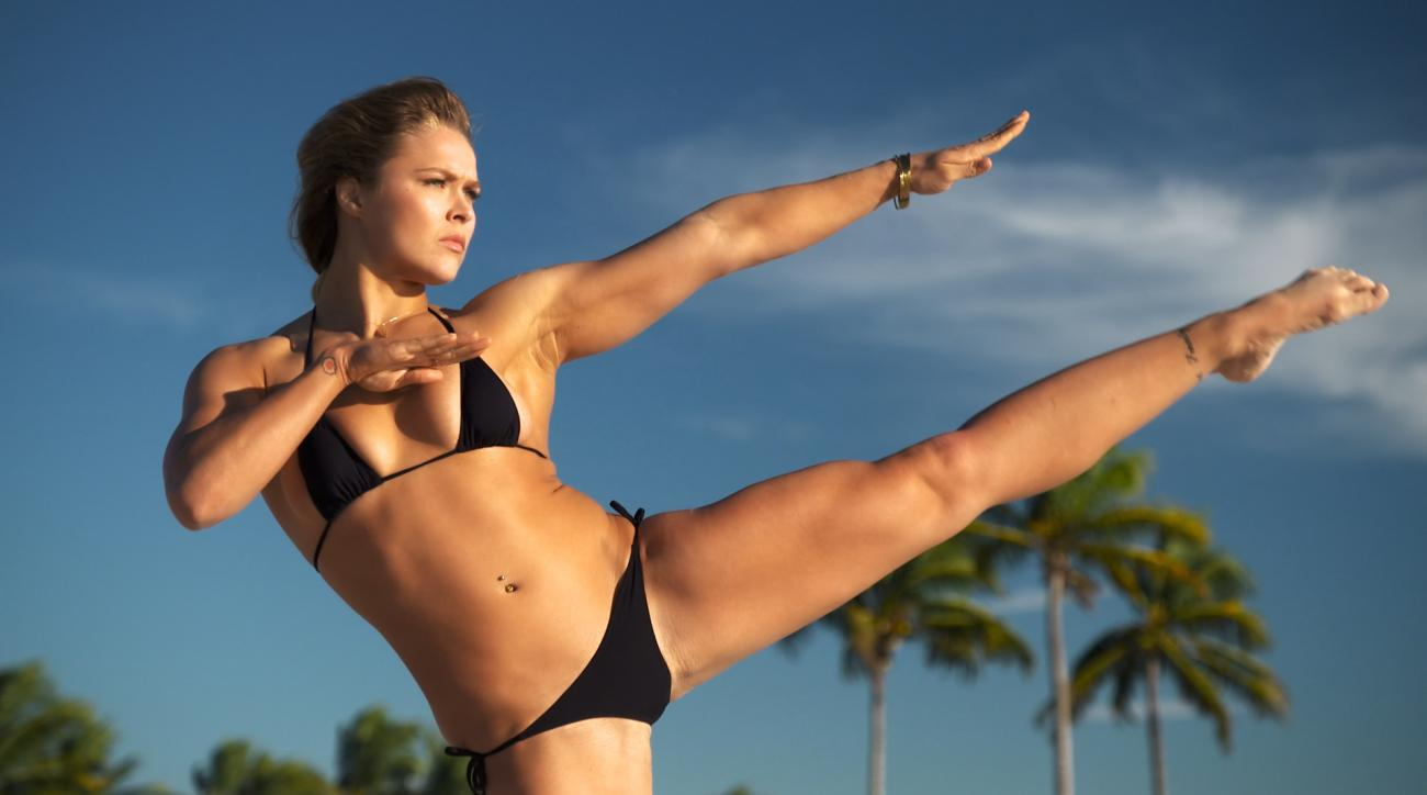 Sexy Ronda Rousey (image)