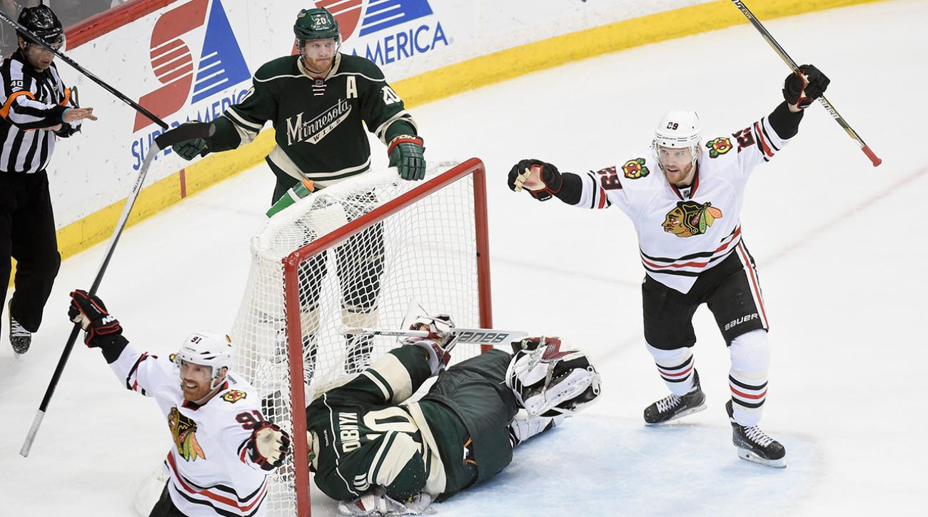 Ducks vs. Blackhawks: Western Conference Finals preview
