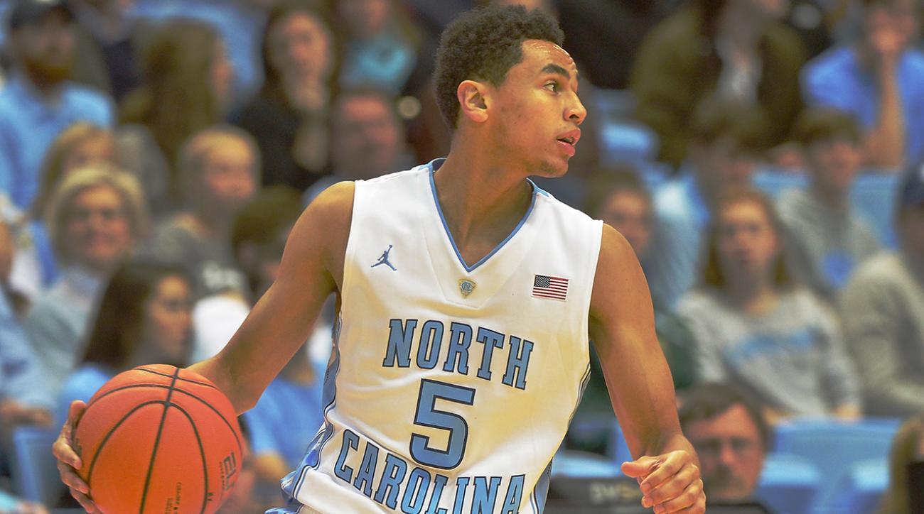 north carolina basketball power rankings