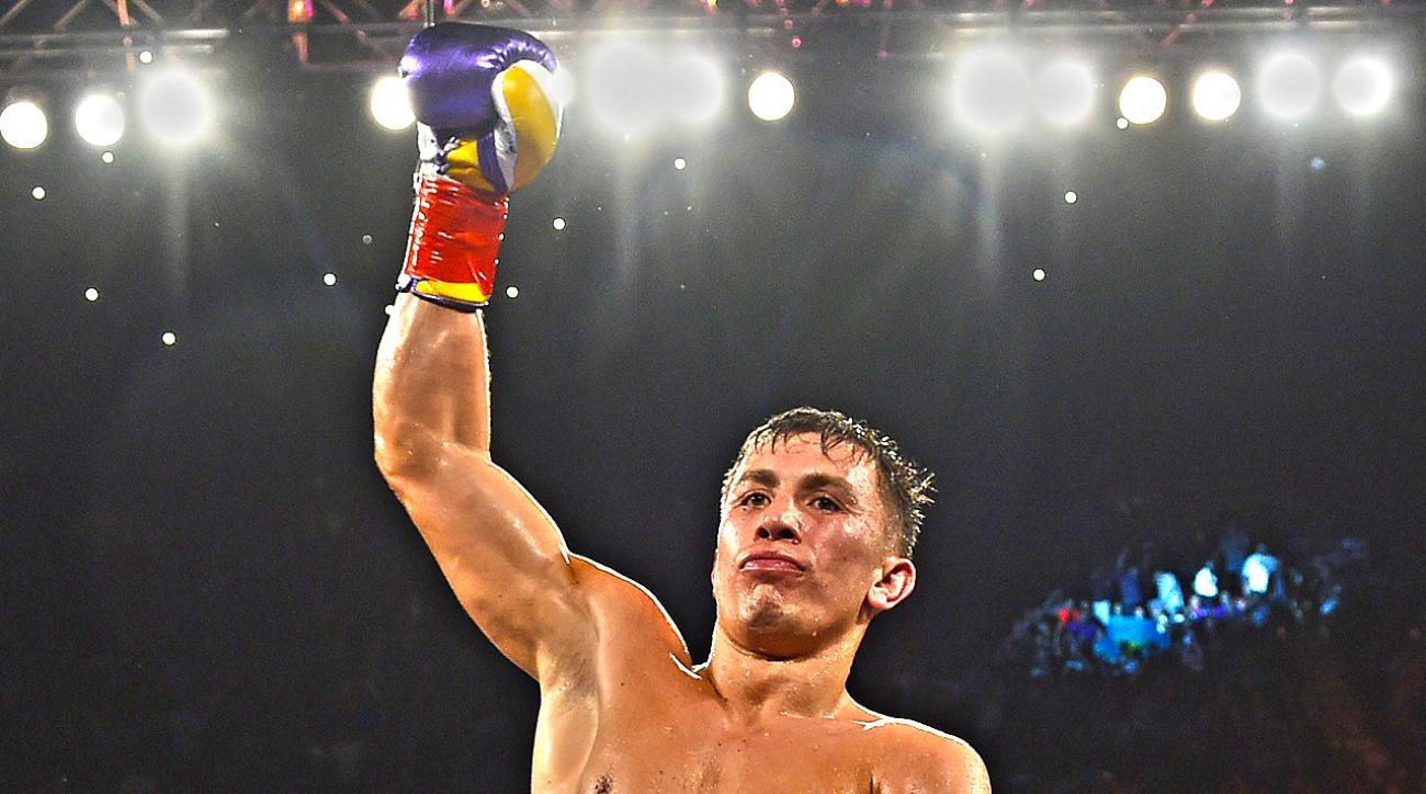Gennady Golovkin TKO of Willie Monroe Jr.