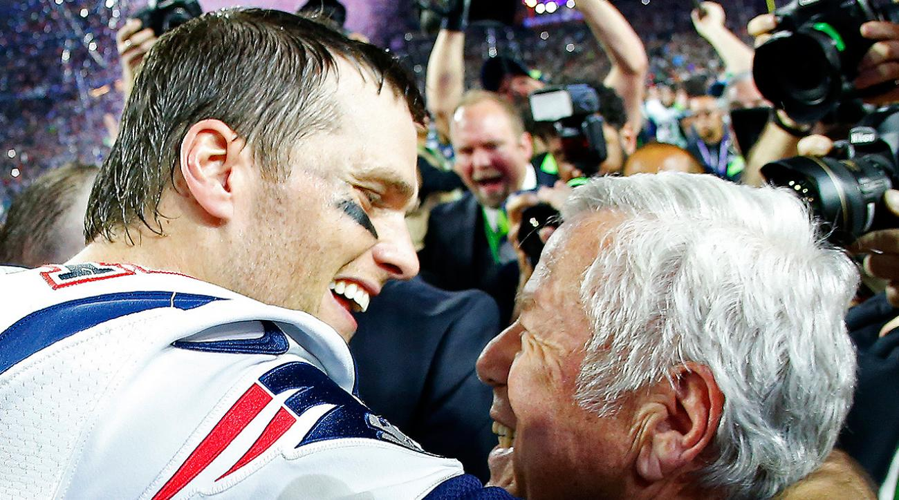 tom brady, robert kraft, new england patriots, deflategate, the deflator, nfl, tom brady and robert kraft, new england patriots tom brady, quarterback