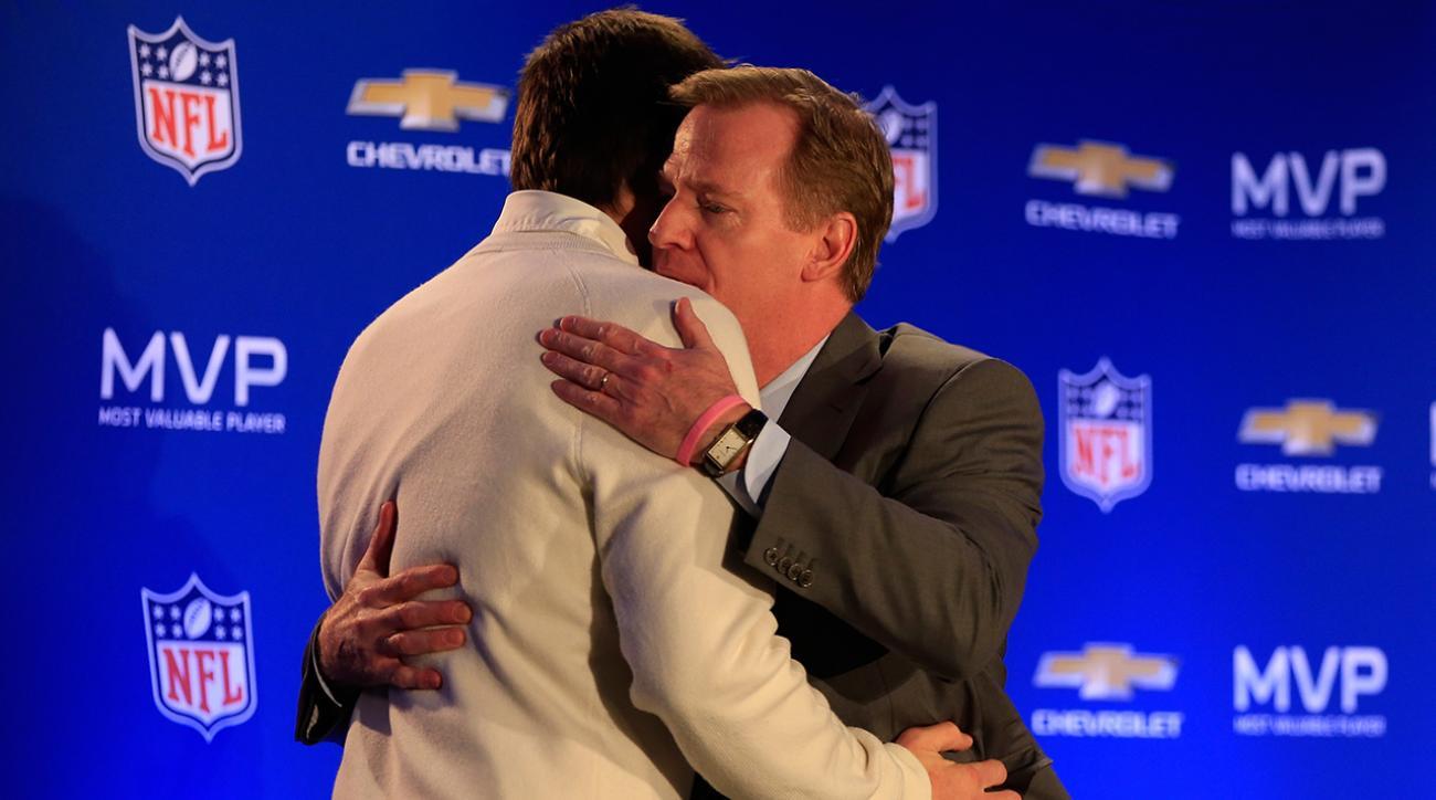 Report: Patriots, NFL having 'back-channel conversations'