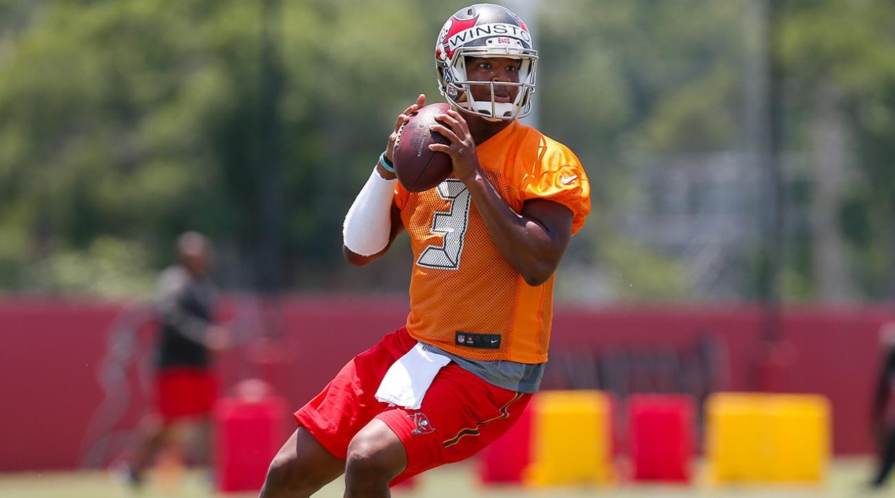 jameis winston, quarterback, tampa bay buccaneers, nfl, tampa bay bucs, florida state seminoles, lovie smith, jameis winston buccaneers