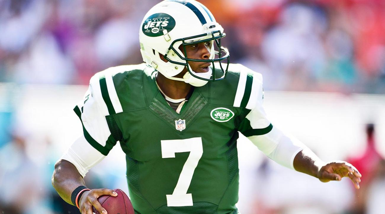 New York Jets offensive coordinator Chan Gailey: Quarterback Geno Smith expected to start Week 1