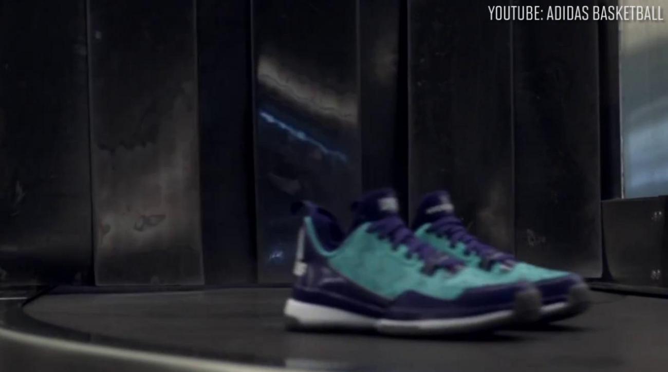 PDX adidas damian lillard shoes